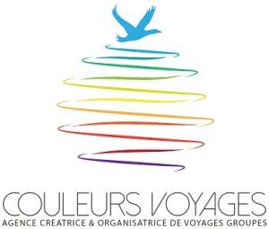 Logo Couleurs Voyages