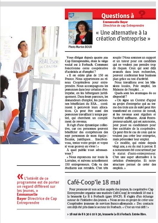 RL CAP CAFE COOP