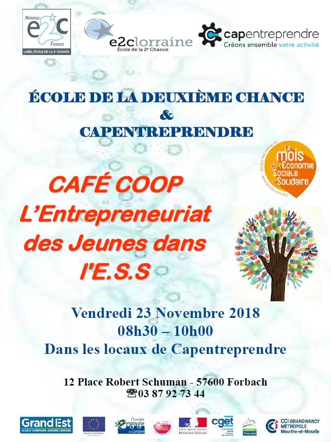Café Coop E2C Forbach